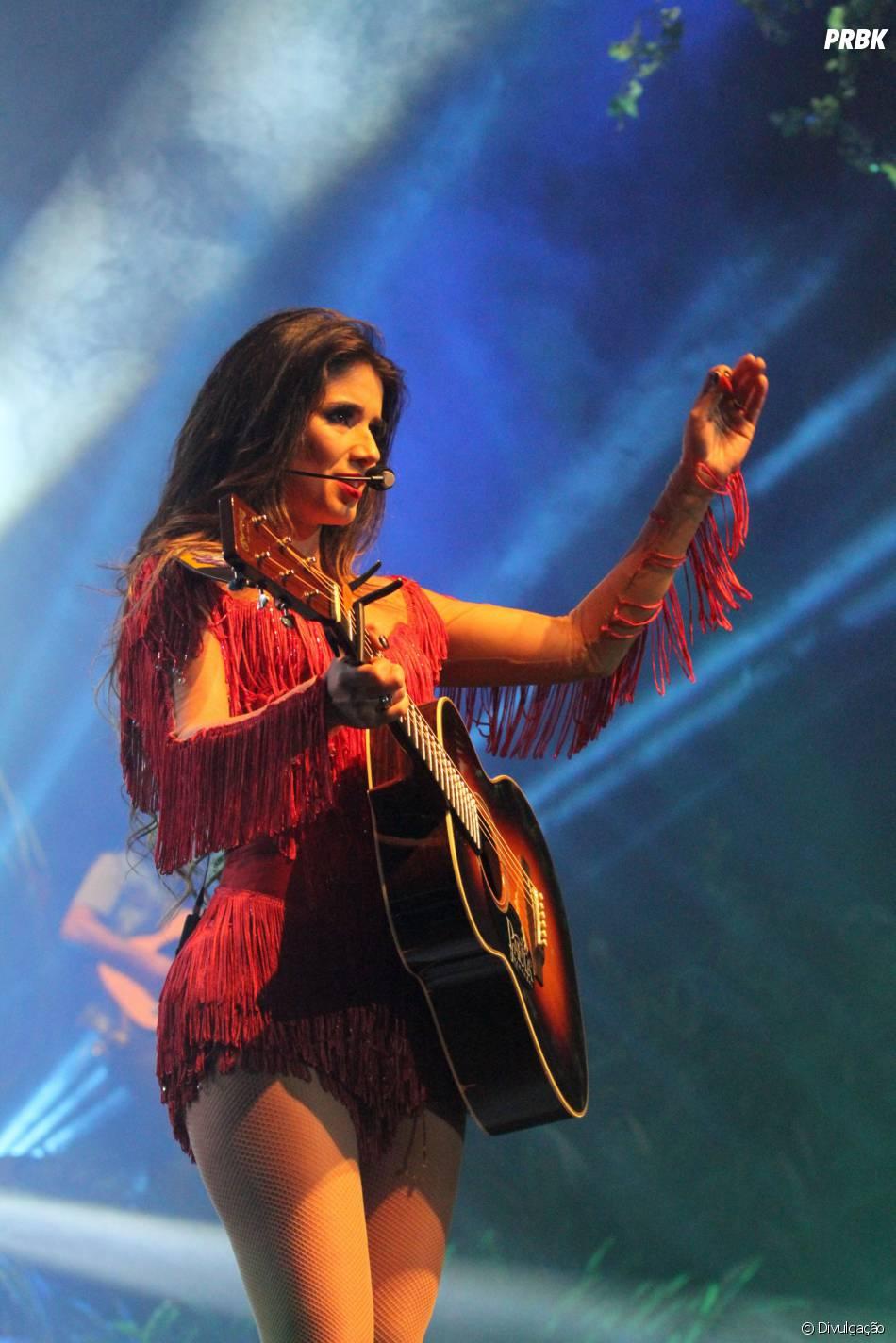 """Paula Fernandes está na estrada com a turnê """"Um Ser Amor"""""""