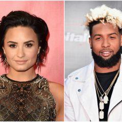 Demi Lovato de namorado novo? Cantora está saindo com jogador de futebol americano Odell Beckham Jr!