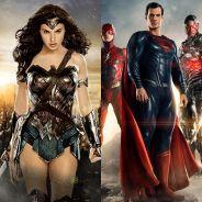 """Duelo """"Mulher Maravilha"""" ou """"Liga da Justiça"""": qual trailer chamou mais atenção dos fãs?"""