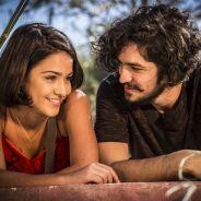 """Novela """"Velho Chico"""": Miguel (Gabriel Leone) e Olívia se beijam após revelação!"""