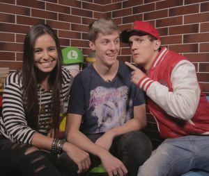 Christian Figueiredo dá dicas para os novos youtubers no Meet & Break do Purebreak