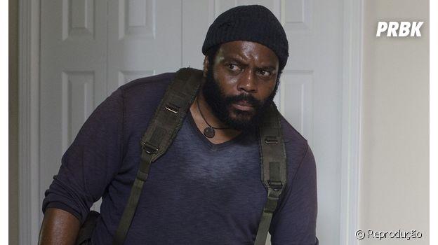 """Em """"Arrow"""", Chad L. Coleman será Tobias Church!"""