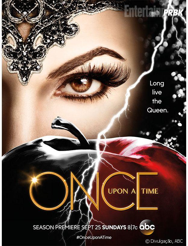 """Em """"Once Upon a Time"""": Rainha Má (Lana Parrilla) volta ainda mais malvada!"""