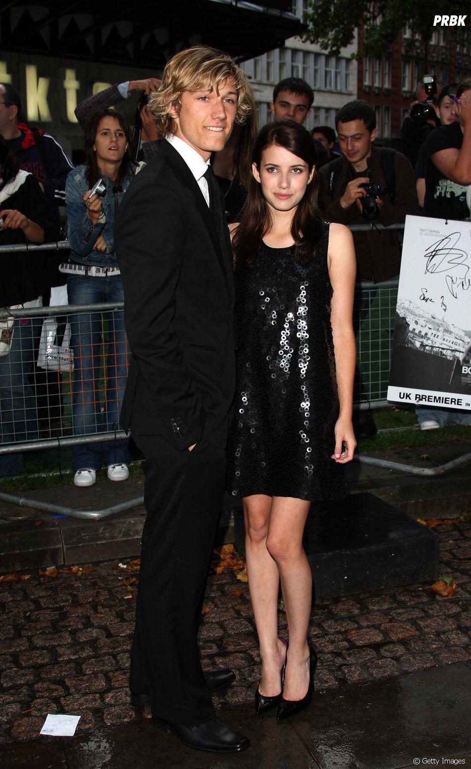 Emma Roberts, de Scream Queens, já namorou com Alex ...