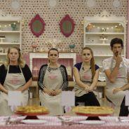 """No """"Bake Off Brasil"""": confeiteiros são proibidos de se ajudarem e prova causa tensão!"""