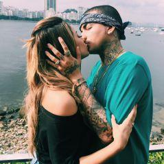 """Lexa beija MC Guime em foto no Instagram e se declara: """"Te amo tanto"""""""