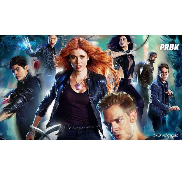 "Em ""Shadowhunters"", equipe contrata profissionais de ""The Vampire Diaries"" e ""Smallville""!"