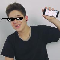 """João Guilherme, de """"Cúmplices de Um Resgate"""", fala sobre """"Pokémon Go"""" em vídeo inédito!"""