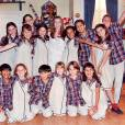"""""""Chiquititas"""" contava a história de um grupo de meninas que viviam em um orfanato!"""