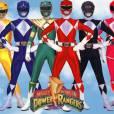 """Os """"Power Rangers"""" fizeram sucesso entre os adolescentes!"""