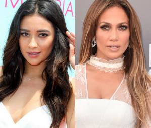 "Jennifer Lopez foi a inspiração para o nome de Shay Mitchell, de ""Prett Little Liars"""