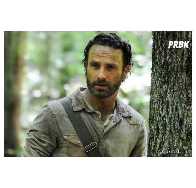 "De ""The Walking Dead"", Andrew Lincoln, o Rick, fala sobre 7ª temporada e vítima de Negan (Jeffrey Dean Morgan)"
