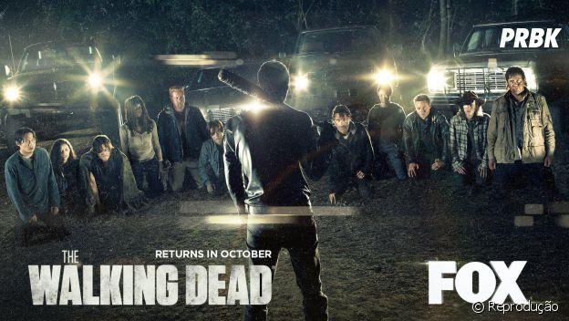 """Em """"The Walking Dead"""": na 7ª temporada, temática sobre a vítima de Negan (Jeffrey Dean Morgan) deve ser diferente da abordada nos quadrinhos!"""