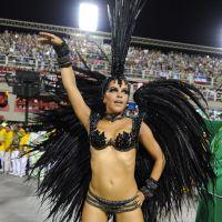 Mariana Rios não será a rainha de bateria da Mocidade no Carnaval de 2015