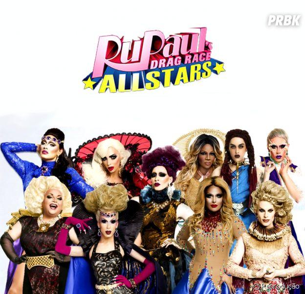 """Saiba tudo sobre """"RuPaul's All Stars Drag Race"""" e sua nova temporada!"""