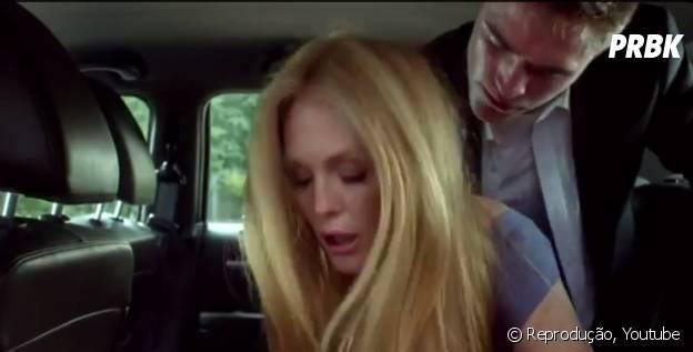 """Robert Pattinson aparece em cenas de sexo no filme """"Maps to the Stars"""""""