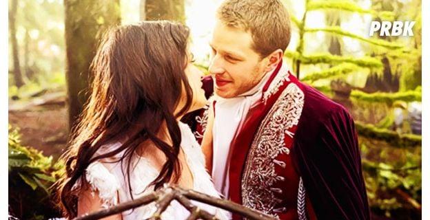 """Em """"Once Upon a Time"""", Príncipe Encantado e Branca de Neve reservam episódios """"que vão mudar a vida de ambos"""" na 6ª temporada"""