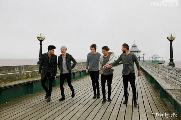 """One Direction lança """"You & I"""" nesta sexta-feira, 18"""