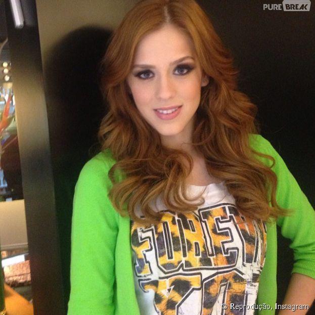 Sophia Abrahão vai trabalhar muito em 2014!