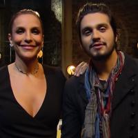 """Luan Santana e Ivete Sangalo juntos? Ídolos vão cantar e falar sobre o DVD """"1977"""" no Fantástico!"""