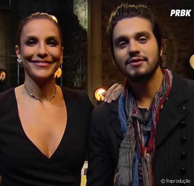 """Luan Santana e Ivete Sangalo vão cantar e falar sobre o novo DVD """"1977"""" no Fantástico"""