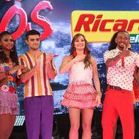 """Na """"Dança dos Famosos 2016"""": Felipe Simas fica em 2º lugar e Nego do Borel lidera ranking masculino!"""