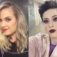 """Sophia Abrahão ou Lua Blanco: qual das ex-estrelas de """"Rebelde"""" é a melhor em carreira solo?"""