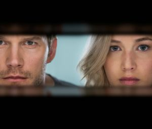 "Jennifer Lawrence e Chris Pratt protagonizam ""Passageiros"""