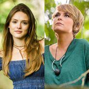 """Novela """"A Lei do Amor"""": Sophia Abrahão, Chay Suede e quais atores irão dividir papéis. Compare!"""