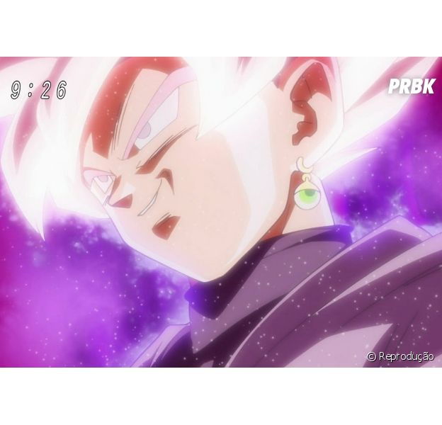 """Em """"Dragon Ball Super"""": Black Goku tem sua identidade revelada!"""