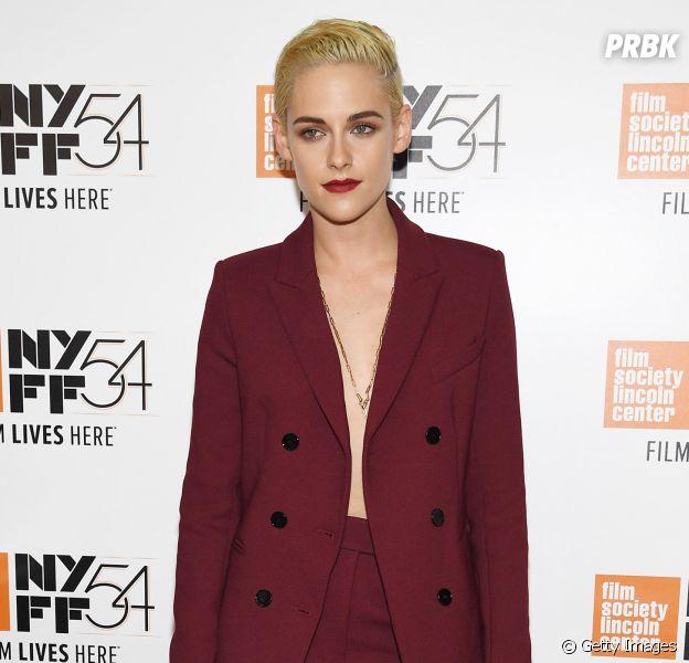 "Kristen Stewart aposta no visual ""boyish"" para première do filme ""Certain Women"""