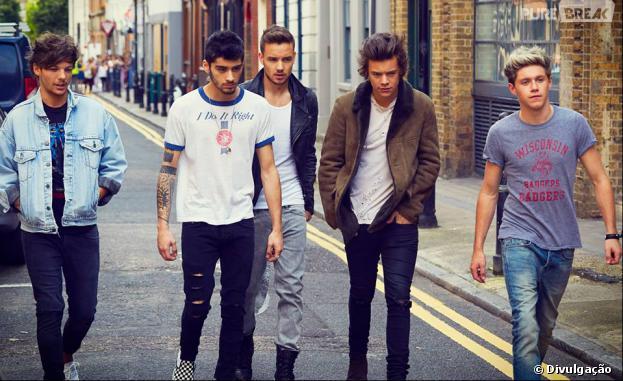 One Direction no Brasil: Descubra as exigências dos rapazes para
