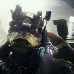 """Novo trailer de """"As Tartarugas Ninja"""" mostra mais do visual dos heróis"""