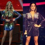 """Duelo: Fernanda Lima ou Fernanda Paes Leme? Quem arrasa mais no """"SuperStar""""?!"""
