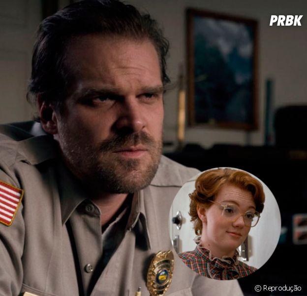 """Em """"Stranger Things"""": na 2ª temporada, ator conta sobre destino de Barb"""