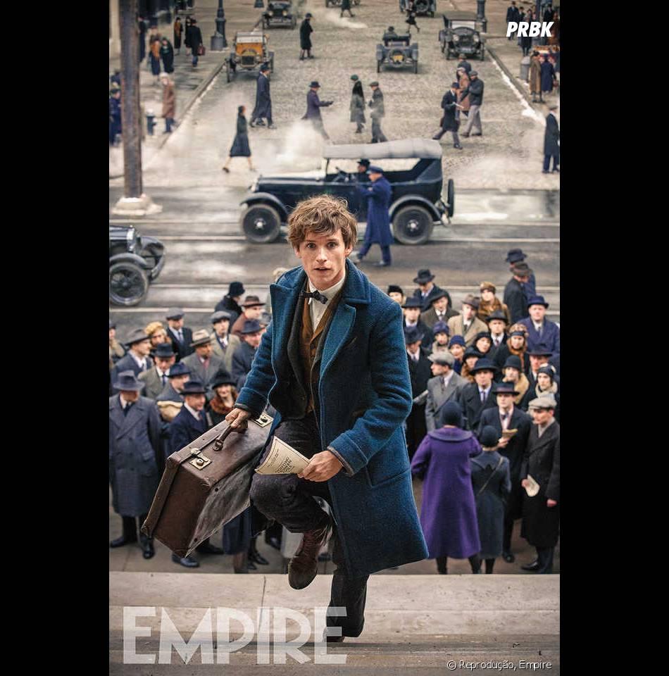 """Fãs de """"Harry Potter"""" aguardam """"Animais Fantásticos e Onde Habitam"""""""