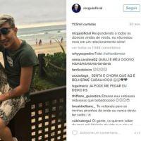 """MC Gui anuncia fim de namoro com Luiza Cioni e fãs especulam: """"Está com outra?"""""""