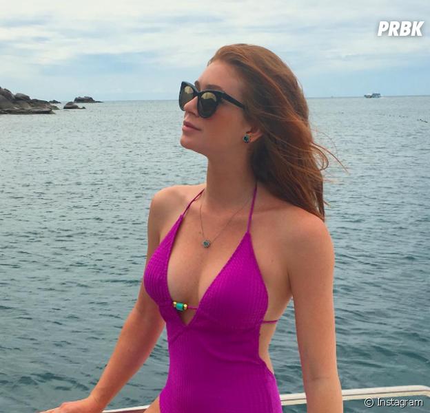 Revista VIP elege Marina Ruy Barbosa como mulher mais sexy do mundo em 2016