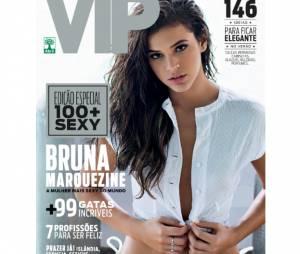 Em 2014, o título de mulher mais sexy do mundo da revista VIP foi de Bruna Marquezine