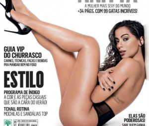 Já em 2015, Anitta foi eleita a mulher mais sexy do mundo pela revista VIP