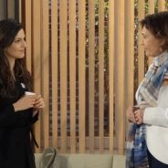 """Na novela """"Em Família"""", Chica expulsa Marina de hospital por causa de Clara!"""