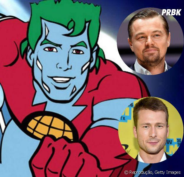 Leonardo DiCaprio e Glen Powell se juntam a Paramount para produzir o live-action!