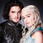 """Em """"Game of Thrones"""": na 7ª temporada, Emilia Clarke e Kit Harrington gravam cenas juntos? Entenda!"""