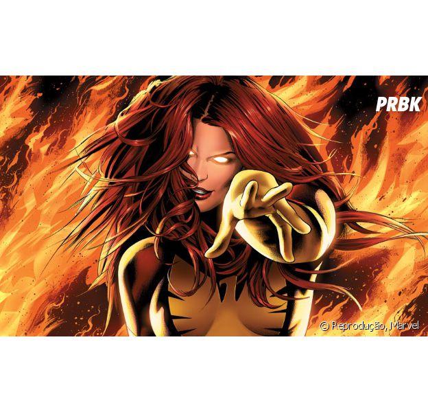 """De """"X-Men"""": Jean Grey é mais uma mutante que ganhará sua própria edição de quadrinhos"""