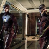 """Em """"The Flash"""": na 3ª temporada, Jesse Quick e vilões aparecem em fotos do novo episódio!"""