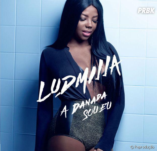 """Ouça todas as músicas do novo CD da Ludmilla, intitulado """"A Danada Sou Eu"""""""