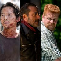"""Em """"The Walking Dead"""": na 7ª temporada, Negan mata Glenn e Abraham na season premiere!"""