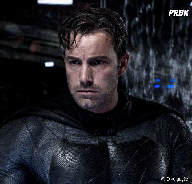 """Filme """"The Batman"""", Ben Affleck abre o jogo: """"Não posso falhar em um filme desse porte"""""""