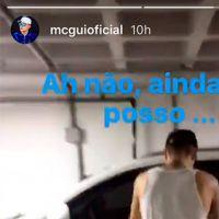 MC Gui é proibido de dirigir e faz piada nas redes sociais após ser detido!