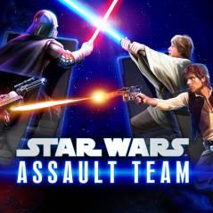 """Mobile Game: Salve a Galáxia pelo celular em  """"Star Wars: Assault Equipe"""